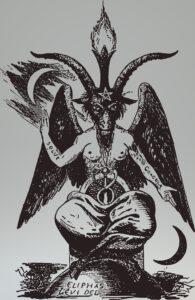 """Welche Assoziationen verbindest Du gemeinhin mit dem Begriff """"Satanismus""""? Vermutlich spuken einem da zunächst die Topoi und Klischees der Populärkultur oder Boule-vard-Presse durch den Kopf: Schwarze Messen, Tieropfer, Kirchen- und Grabschändungen bis hin zu (angeblich) satanistisch motivierten Verbrechen.  Diesem Potpourri an Vermutungen und Gemunkel sei daher gleich zu Anfang eine paradoxe Klarstellung entgegengehalten: All diese Assoziationen sind ebenso richtig, wie sie falsch sind!"""